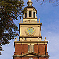 Independence Hall by Lou Ford