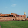 India, Agra The Red Fort Of Agra This by Cindy Miller Hopkins