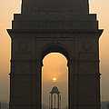 India Gate, Delhi by John Shaw