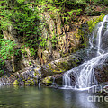 Indian Brook Falls by Rick Kuperberg Sr
