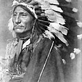 Indian Chief - 1902 by Daniel Hagerman