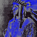 Indian Chief by George Pedro