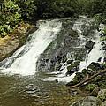 Indian Creek Falls by Harold Rau