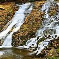 Indian Creek Falls by Walt Sterneman