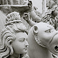 Beautiful Durga by Shaun Higson