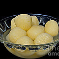 Indian Dessert - Rasgulla by Image World