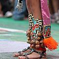 Indian Feet by Henrik Lehnerer