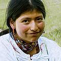 Indian Maid by Joe Paradis