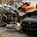 Indian Motorcycle by Dennis Coates