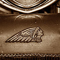 Indian Motorcycles by David Lee Thompson