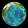Indian Ocean by Martin Jakobsson/science Photo Library