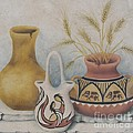 Indian Pots by Summer Celeste