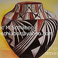 Indian Pottery by Eric  Schiabor