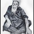 Indian Priest by Lino Borgueta