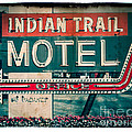 Indian Trail Motel by Perry Webster