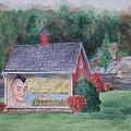 Indian Valley Farm by Rhonda Leonard