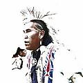 Indian Warrior by Robert Jensen