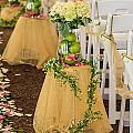 Indian Wedding Decor 5 by Mike Penney
