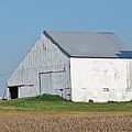 Indiana Barn 8 by Nelson Skinner