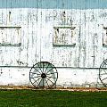 Indiana Barnside by Michael Vinyard