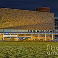 Indiana State Museum Night Delta by David Haskett II