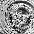 Indiana University Limestone Detail by University Icons