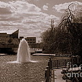 Indianapolis Canal by Kitrina Arbuckle