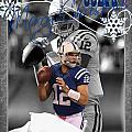 Indianapolis Colts Christmas Card by Joe Hamilton
