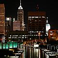 Indianapolis Indiana by Bill Cobb