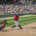 Indianapolis Indians Brett Carroll June 9 2013 by David Haskett II