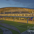 Indianapolis International Airport by David Haskett II