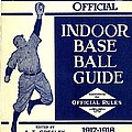 Indoor Base Ball Guide 1907 II by American Sports Publishing