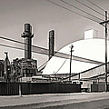 Industrial Art 2 Sepia by Steve Harrington