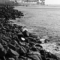 Industrial Coastline by James Brunker