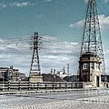 Industrial Detroit by MJ Olsen