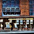 Industrial Grunge 2 by Mark David