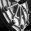Industrial Object Art - Bw by James Aiken