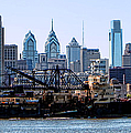 Industrial Philadelphia by Olivier Le Queinec