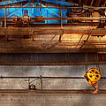 Industrial - The Gantry Crane by Mike Savad