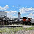 Industrial Train by Becca Buecher