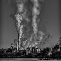 Industry In Black And White 2 by Thomas Young