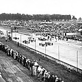 Indy 500 Auto Race by Underwood Archives