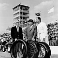 Indy 500 Firestone Tires by Underwood Archives