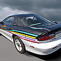 Indy 500 Pace Car 1993 - Camaro Z28 by Gill Billington