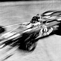 Indy 500 Race Car Blur by Underwood Archives