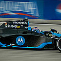 Indy Car 7 by Ronald Grogan