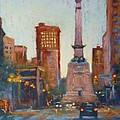 Indy Circle- Twilight by Donna Shortt