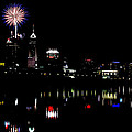 Indy Fireworks by Joji Ishikawa