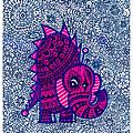 Infinite Pachyderm  by Josh Brown