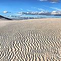 Infinite Sand Patterns by Vivian Christopher